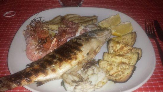 Bagnolo del Salento, Italien: Le Tre Forchette