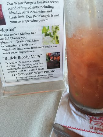 West Coxsackie, NY: Best bloody Mary!