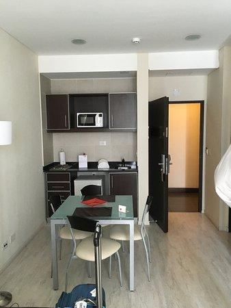 Icaro Suites: Habitación