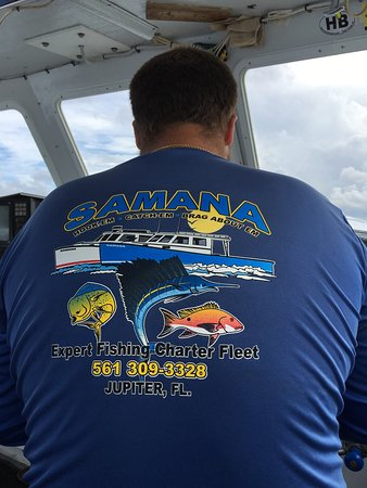 Samana Expert Fishing Charters: Fun birthday trip for our 17 year old.