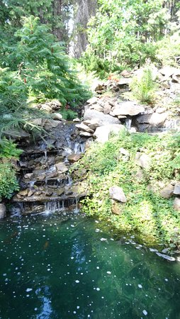 Wenatchee, WA: A peaceful pond.