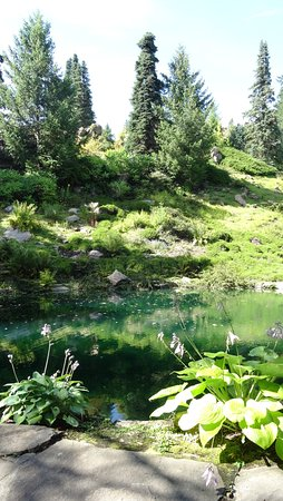 Wenatchee, WA: Sit and meditate.