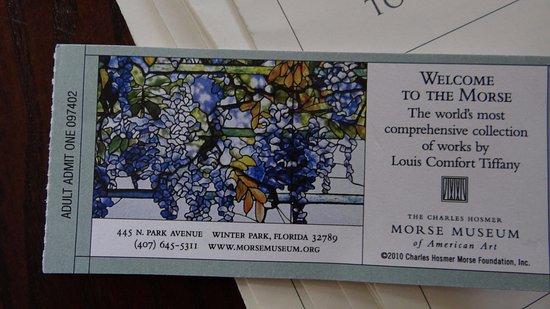 Winter Park, FL: affordable entrance fee