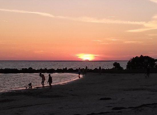 Fort Island Gulf Beach Image