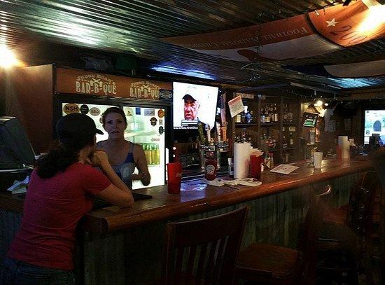 Brentwood, Теннесси: Fun corner Bar Feeling..