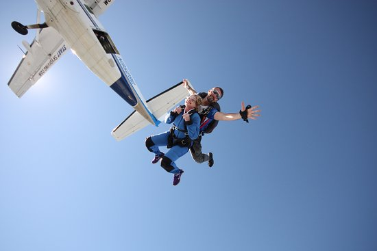 Start Skydiving: What a great experience!