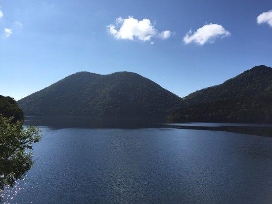 Shikaoi-cho, Japan: 天空の湖