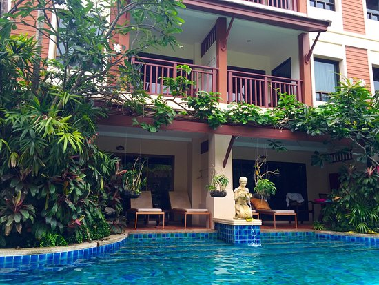 Kata Palm Resort And Spa Kata Beach Phuket Reviews