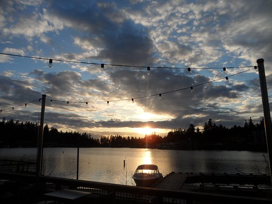 Lake Oswego, OR: sun