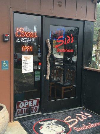 Aptos, CA: Entrance