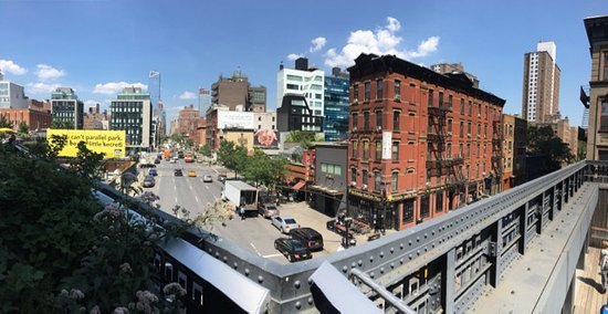 high line picture of real new york tours new york city tripadvisor. Black Bedroom Furniture Sets. Home Design Ideas