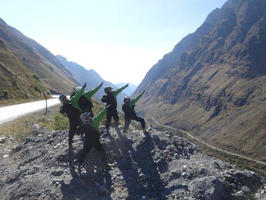 La Paz Department, Bolivia: Camino de la Muerte