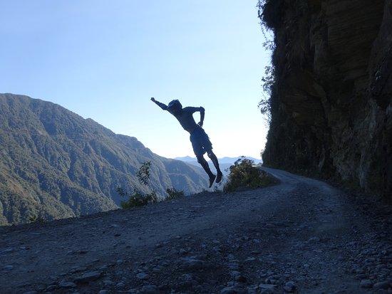 La Paz Department, Bolivia: ufa  el salto del exito