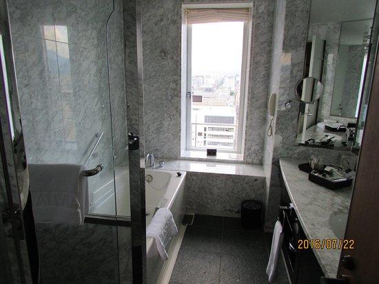 Hotel Granvia Kyoto : セミスィートバスルーム