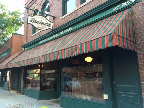 Galesburg, إلينوي: The vintage store front