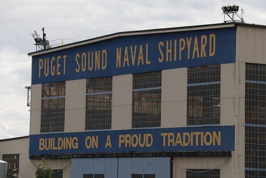 Bremerton, Ουάσιγκτον: Puget Sound Naval Shipyard
