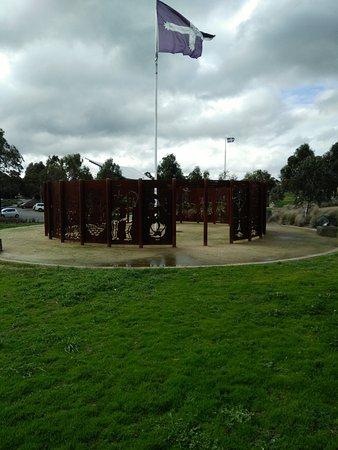 Ballarat, Austrália: This is what there is! Unimpressive and uninformative.