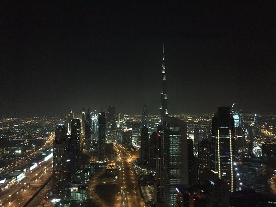 World class experience with an unforgettable view