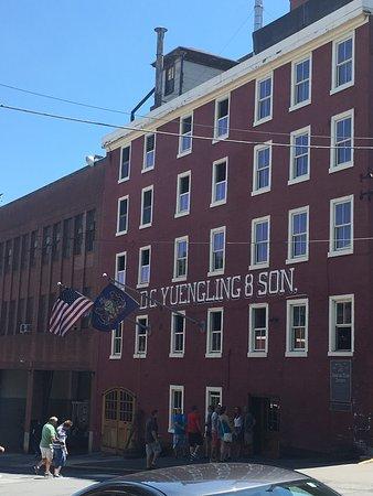 พอตต์สวิลล์, เพนซิลเวเนีย: D.G. Yuengling and Son Brewery