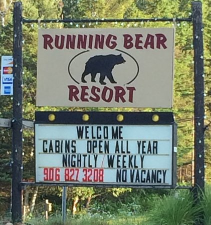 Running Bear Resort: Located on south edge of Paulding