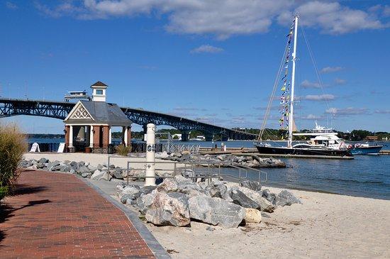 Yorktown, Βιρτζίνια: Riverwalk Landing - Beautiful View