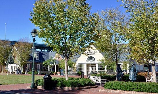 Yorktown, Βιρτζίνια: Riverwalk Landing - Restaurants