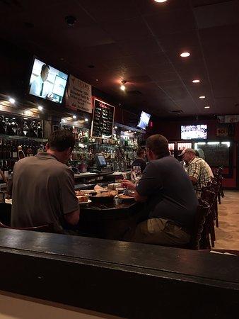 Princeton, Virgínia Ocidental: bar area