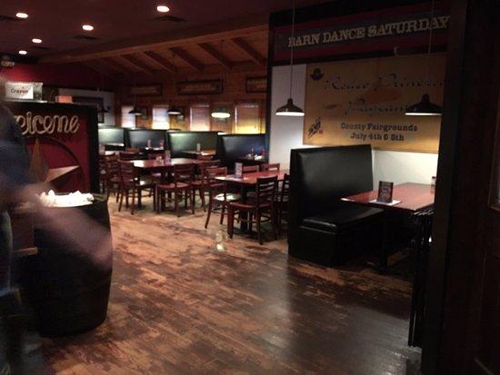 Princeton, Virgínia Ocidental: dinning area
