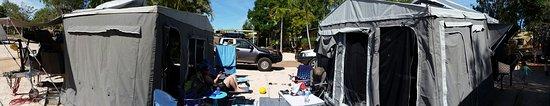 Palm Grove Holiday Resort: 20160711_112634_large.jpg
