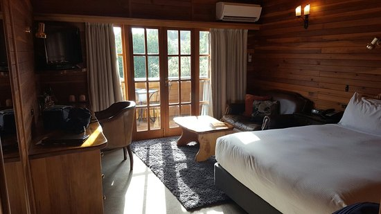 Ohakune, Nueva Zelanda: We loved it here, nice room with all the details expected