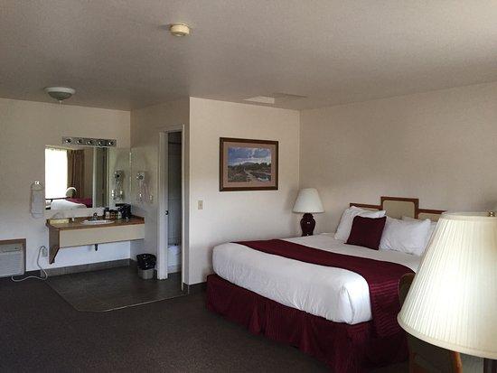 Kamiah, Αϊντάχο: Clearwater 12 Motel