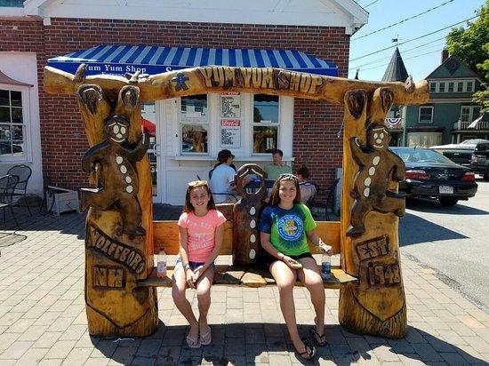 Wolfeboro, NH: Yum Yum Shop