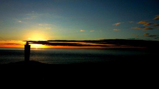 Sunset at KI jetty