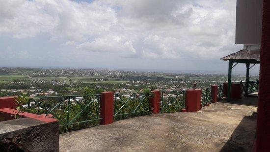 Saint George Parish, Barbados: View