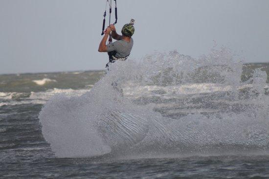 Πόρτλαντ, Τέξας: Kite surfer
