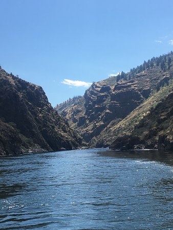 New Meadows, ไอดาโฮ: Idaho's Big River Outfitters