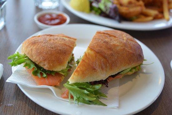 Beauty Point, Avustralya: sandwich
