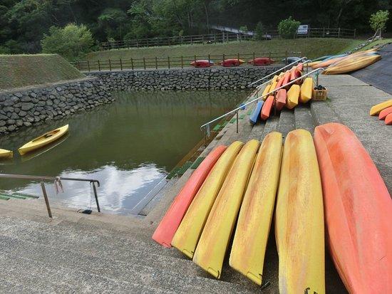 Amami, ญี่ปุ่น: カヌー乗り場