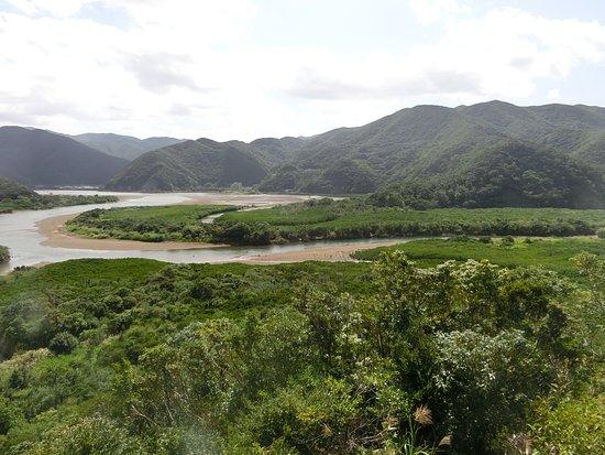 Amami, Japão: 原生林と住用川