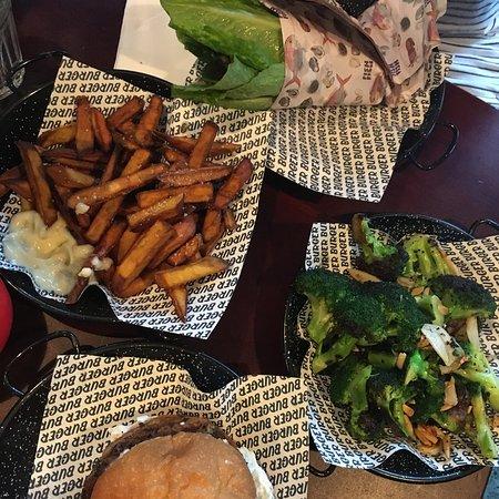 Takapuna, Nova Zelândia: Burger Burger