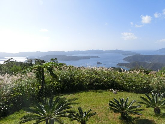 Mt. Yudake Lookout: 加計呂麻島