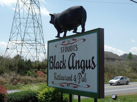 Adamstown, PA: Stoudt's Black Angus