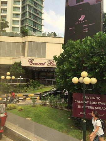 Kolombo - Boulevard Cartier