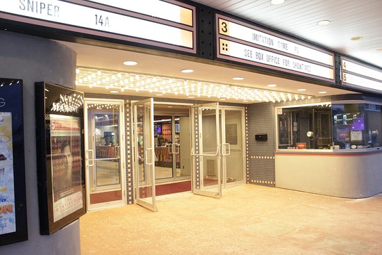 Oakville, Canada: We play first run films as well as Canadian and alternative fare.