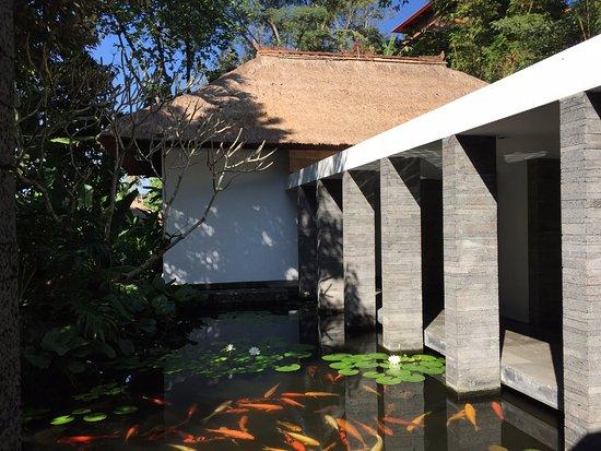 Uma by COMO, Ubud: Hotel Spa