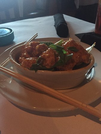 Madison, MS: Bang bang shrimp. A must have!!!