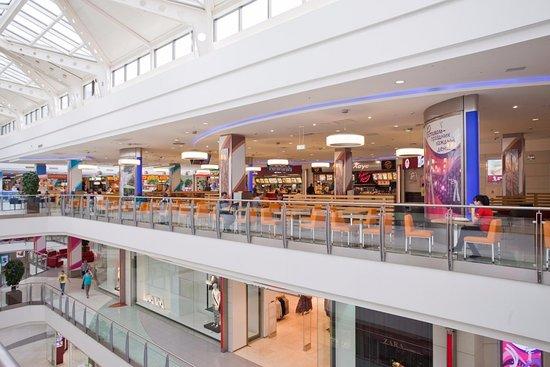 Shopping-Entertainment Center Festival
