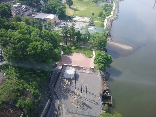 Poughkeepsie, NY: View from the Lift