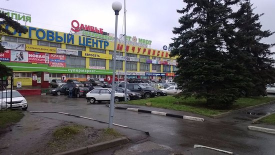 Shopping Center Michurinskiy
