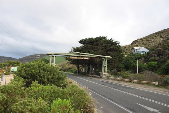 ‪Great Ocean Road Memorial Archway‬